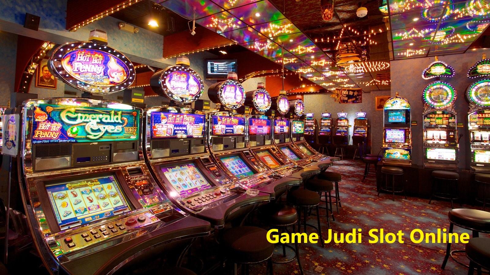 Game Mesin Judi Slot Online Uang Asli Terbaru